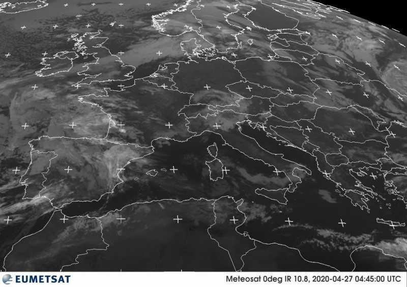 Zdjęcie z satelity