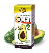 Olej avocado bio