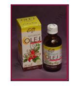 Olej z dzikiej róży bio